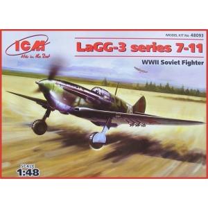 LaGG-3 series 7-11