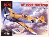 Messerschmitt Bf 109F-4z/Trop