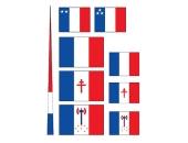 Флажки, Франция, эсминец