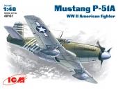 Mustang P-51A