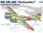 """SB 2M-100 """"Katiushka"""""""