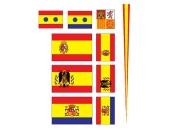 Флажки, Испания, эсминец