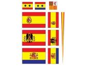 Флажки, Испания, крейсер
