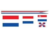 Флажки, Нидерланды, крейсер