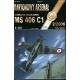 Morane-Saulnier MS-406 C1 + лазерная резка