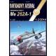 Messerschmitt Me 262A-1 + laser cut frames + vacu canopy