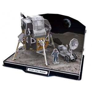 Лунный модуль «Аполло»