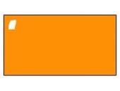 Краска глянцевая, цвет «Оранжевый», 16мл