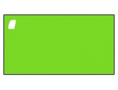Краска глянцевая, цвет «Ярко-зелёный», 16мл
